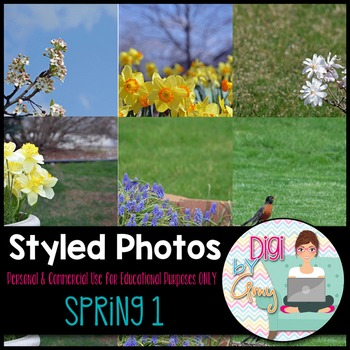 Styled Photos Spring
