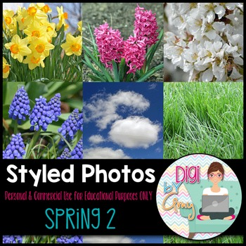 Styled Photos - Spring 2