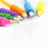 Styled Stock Photo 1 [Pencils with grips 1]