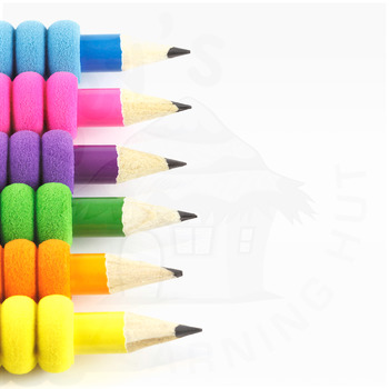 Styled Stock Photo 11 [Pencils with grips 3]