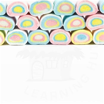 Styled Stock Photo 17 [Marshmallows 2]