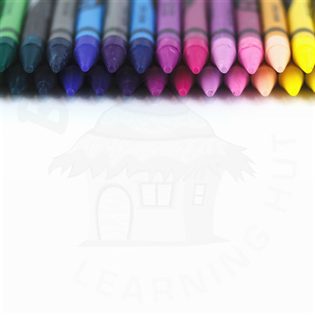 Styled Stock Photo 24 [Crayons 1]