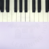 Styled Stock Photo 44 [Piano]