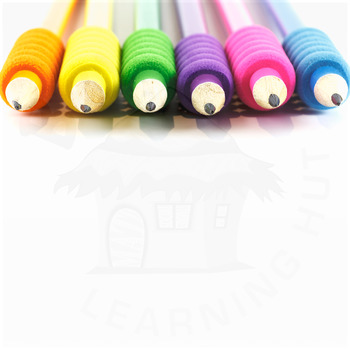 Styled Stock Photo 6 [Pencils with grips 2]
