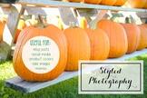 Styled Stock Photo: Fall set 2 (Comm Use OK)