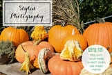 Styled Stock Photo: Fall set 23 (Comm Use OK)