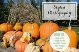 Styled Stock Photo: Fall set 24 (Comm Use OK)