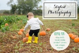 Styled Stock Photo: Fall set 41 (Comm Use OK)