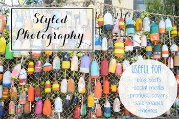 Styled Stock Photo: Summer/Beach set 1 (Comm Use OK)