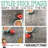 Styled Stock Photos for TpT Sellers - Gray Teacher Desk Co