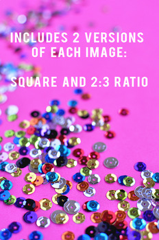 Styled Stock Photos - Sequins