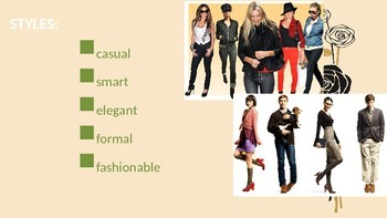 Styles Fashion