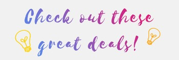 Stylish Rotating Banner (Quotes Section of your TpT store)