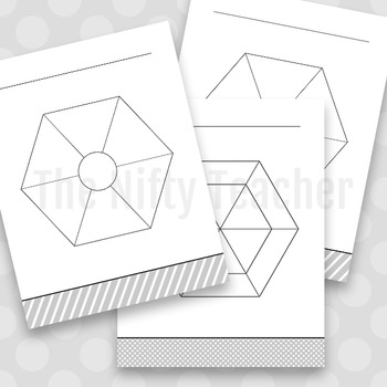 Stylish Graphic Organizer Variety Pack (For B&W Printing)