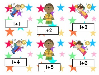 SuPeR hErO Subtraction & Addition