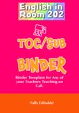 Sub Binder