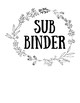 Sub Binder Covers