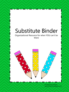 Sub Binder/File/Tub Resource