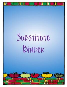 Sub Binder Organization