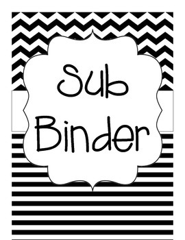 Sub Binder Templates