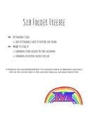 Sub Folder Freebie