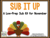 Sub It Up! November