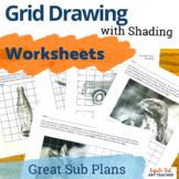 SUB PLAN- Grid Drawing Package #2
