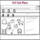 Kindergarten Sub Plans Fall