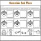 1st Grade Sub Plans Full Day November