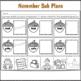 2nd Grade Sub Plans November