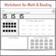 Sub Plans Kindergarten 3 Full Days November