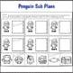 1st Grade Sub Plans Penguins