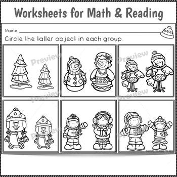 Kindergarten Sub Plans February 3 Full Days