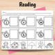 Kindergarten Full Day Sub Plans Spring