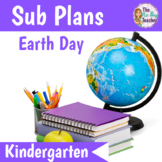 Earth Day Activities for Kindergarten Sub Plans