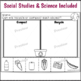 Sub Plans 1st Grade April Bundle