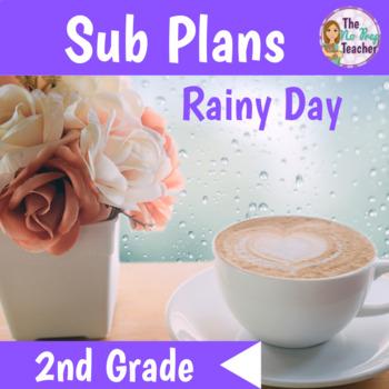 Sub Plans 2nd Grade Rainy Day