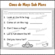 Cinco de Mayo Activities for Kindergarten Sub Plans