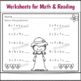 1st Grade Sub Plans Mother's Day