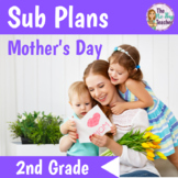 Mother's Day Sub Plans 2nd Grade