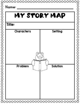 1st Grade Emergency Sub Plans (Back to School)