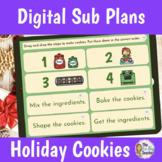 Emergency Sub Plans 2nd Grade Digital