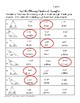 Sub Plans 7th grade math: Geometry Unit