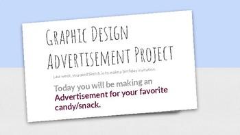 Sub Plans - Art - Graphic Design