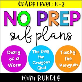 Sub Plans Bundle