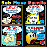 Sub Plans Bundled - Middle School and High School