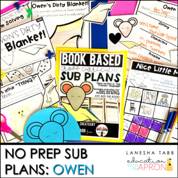 Sub Plans -NO PREP Owen