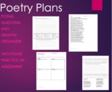 Sub Plans, OR End of Year Plans, OR Shakespeare Poem Activ