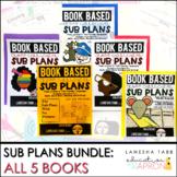 No Prep Sub Plans -THE BUNDLE!