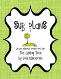 Sub Plans: The Giving Tree by Shel Silverstein